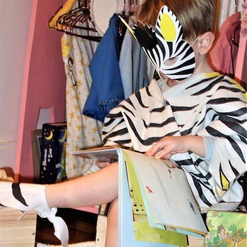 haut potentiel surdoue zebre